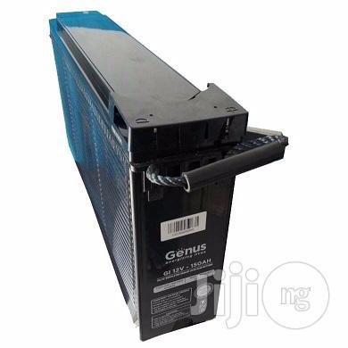 Genus 150ah 12v Deep Cycle Battery Ashdam Solar