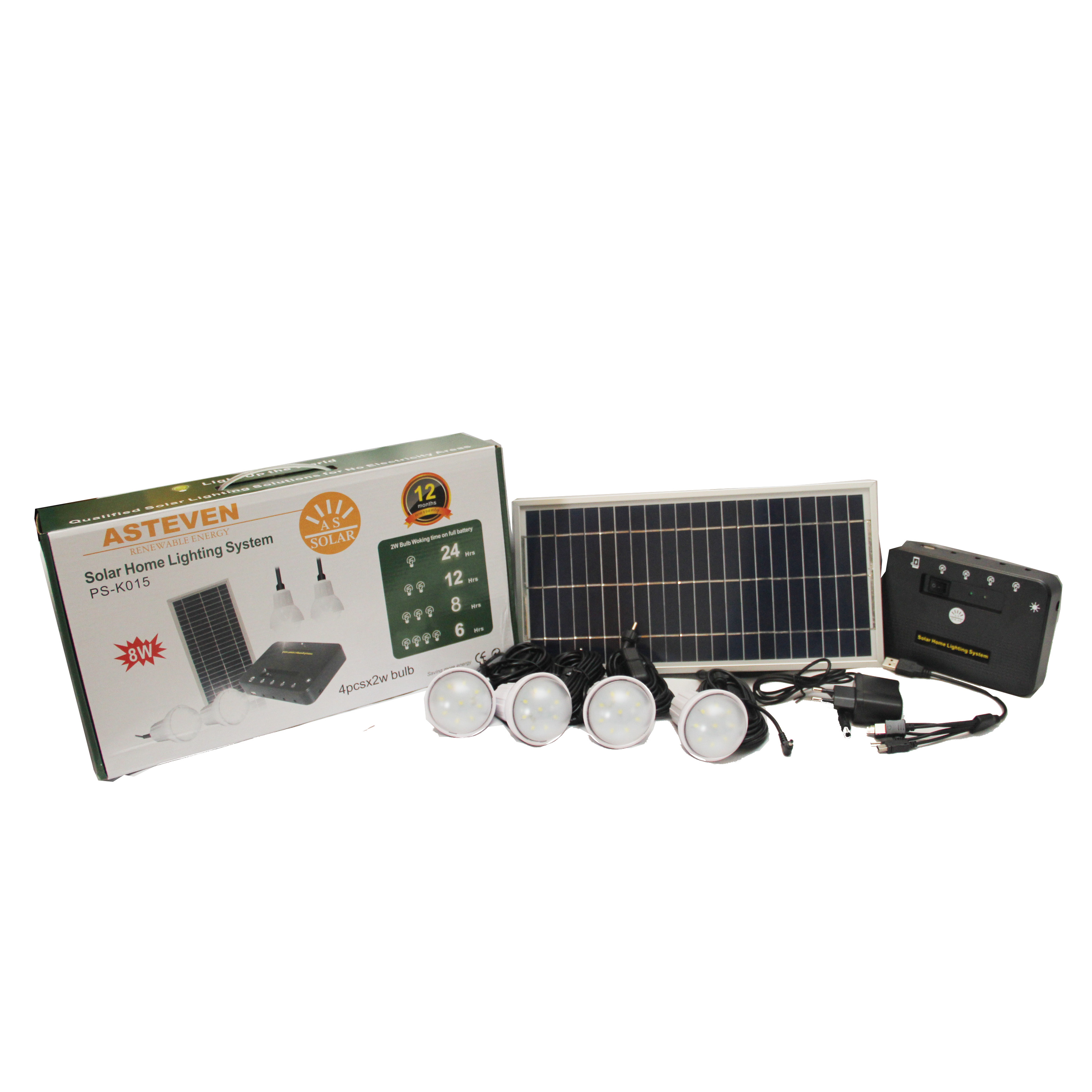 Solar Home Lighting System & Solar Mobile Phone Charging | ASHDAM SOLAR